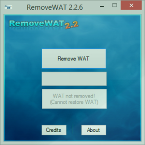 Remove_WAT_windows