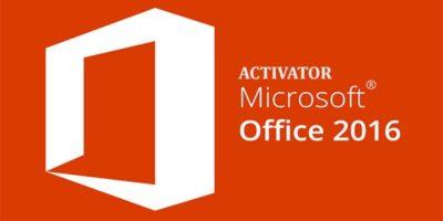 рабочий активатор Office 2016