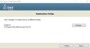 java windows 10 64 bit
